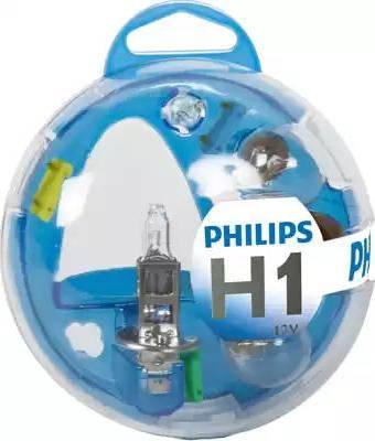 PHILIPS 55717EBKM - Lámpara, faro principal superrecambios.com