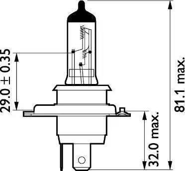 PHILIPS 13342MDC1 - Lámpara, faro antiniebla superrecambios.com