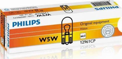PHILIPS 12961CP - Lámpara, luz de acceso superrecambios.com