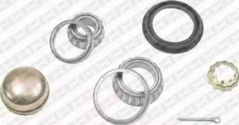 SNR R15413 - Juego de cojinete de rueda superrecambios.com