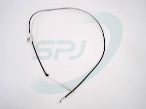 SPJ 905345 - Cable del capó del motor superrecambios.com