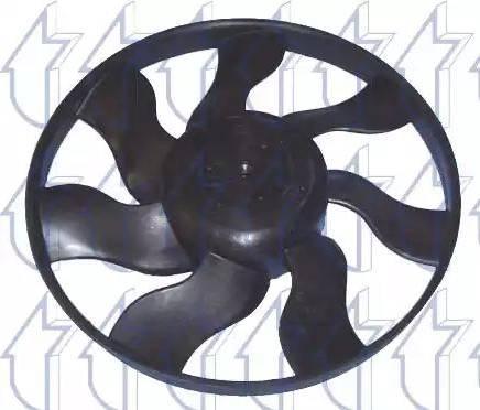 Triclo 431105 - Ventilador, refrigeración del motor superrecambios.com