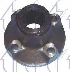 Triclo 674166 - Tuerca de eje, eje de arrastre de la rueda superrecambios.com