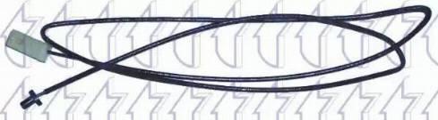 Triclo 881909 - Juego de pastillas de freno superrecambios.com