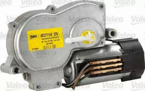 Valeo 403711 - Motor del limpiaparabrisas superrecambios.com