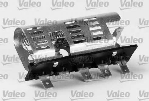 Valeo 509285 - Elemento de control, calefacción/ventilación superrecambios.com