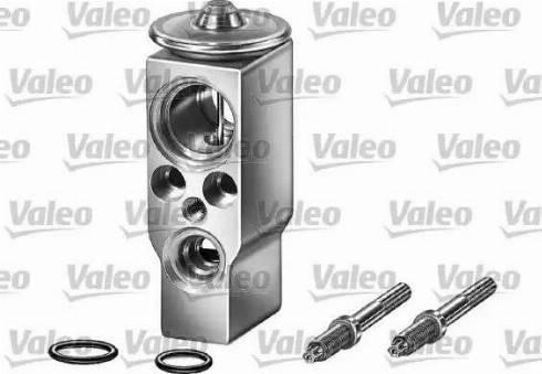 Valeo 508649 - Válvula de expansión, aire acondicionado superrecambios.com