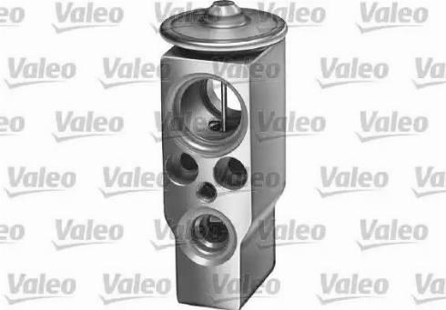 Valeo 508645 - Válvula de expansión, aire acondicionado superrecambios.com