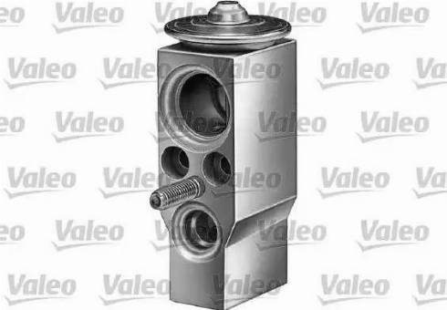 Valeo 508643 - Válvula de expansión, aire acondicionado superrecambios.com