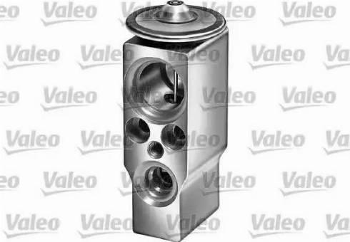 Valeo 508642 - Válvula de expansión, aire acondicionado superrecambios.com