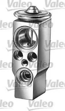 Valeo 508650 - Válvula de expansión, aire acondicionado superrecambios.com