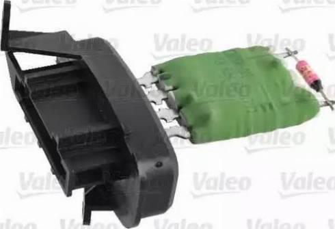 Valeo 515080 - Elemento de control, aire acondicionado superrecambios.com