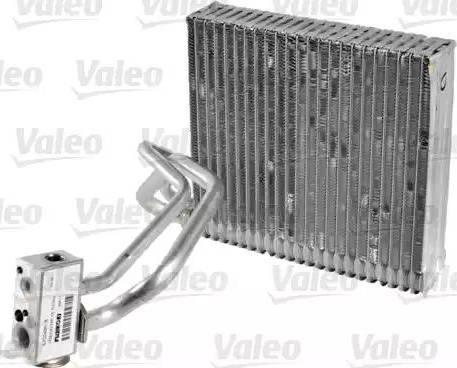 Valeo 515132 - Evaporador, aire acondicionado superrecambios.com