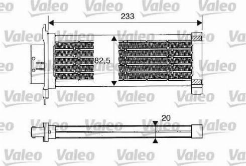 Valeo 812235 - Calefacción auxiliar superrecambios.com