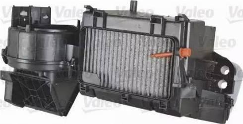 Valeo 817339 - Evaporador, aire acondicionado superrecambios.com