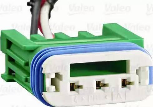 Valeo 255500 - Interruptor de presión de aceite, transmisión automática superrecambios.com