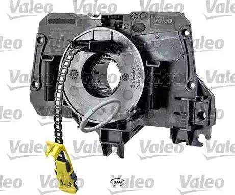 Valeo 251644 - Muelle espiral, airbag superrecambios.com