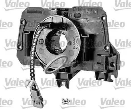 Valeo 251645 - Muelle espiral, airbag superrecambios.com