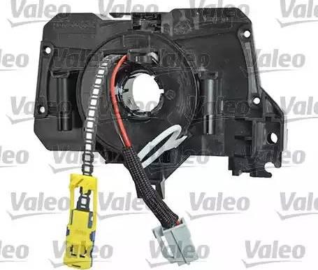 Valeo 251646 - Muelle espiral, airbag superrecambios.com