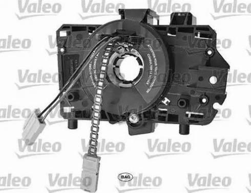 Valeo 251643 - Muelle espiral, airbag superrecambios.com