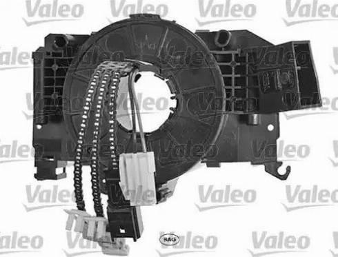 Valeo 251647 - Muelle espiral, airbag superrecambios.com