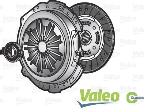 Valeo 786035 - Kit de embrague superrecambios.com