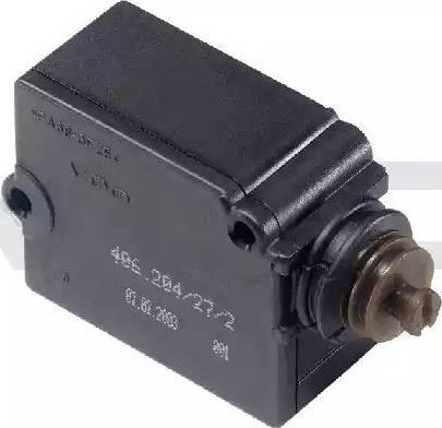 VDO 406204027002V - Elemento de regulación, cierre centralizado superrecambios.com