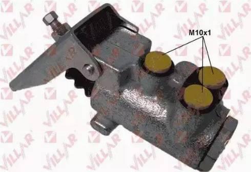 Villar 6255881 - Regulador de la fuerza de frenado superrecambios.com