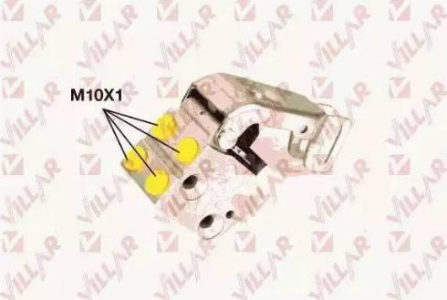 Villar 6256432 - Regulador de la fuerza de frenado superrecambios.com